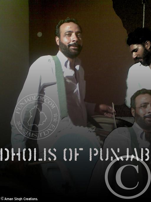 Dholis of Punjab