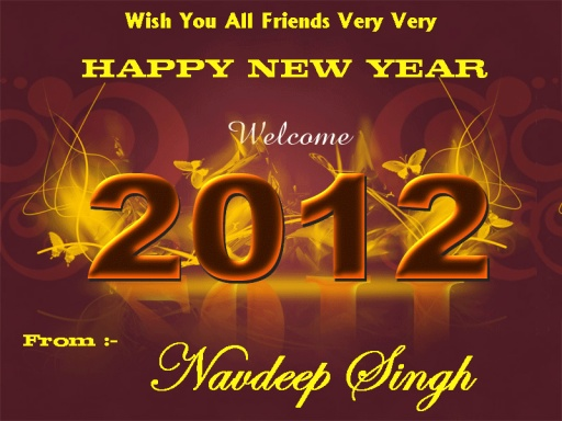 Happy New Year...!!!