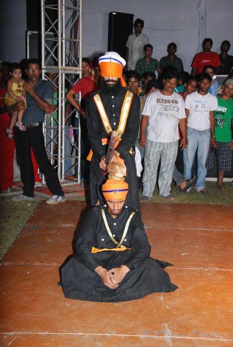 Shan-E-Khalsa Gatka Academy(Regd.) Fazilka, 09988841763
