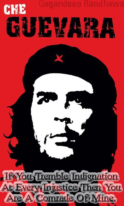 Che Guevera - Comrade