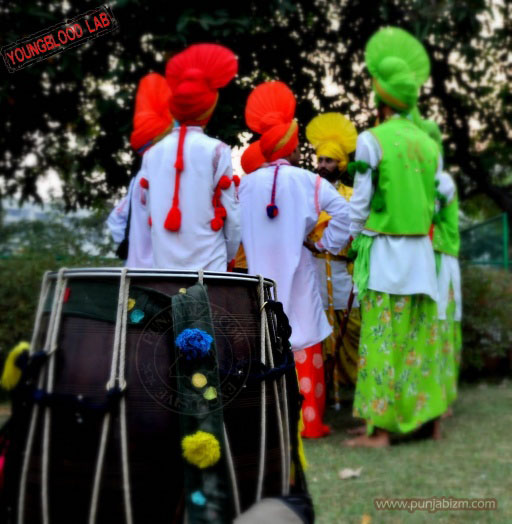 UCB(United Colors of BHANGRA)