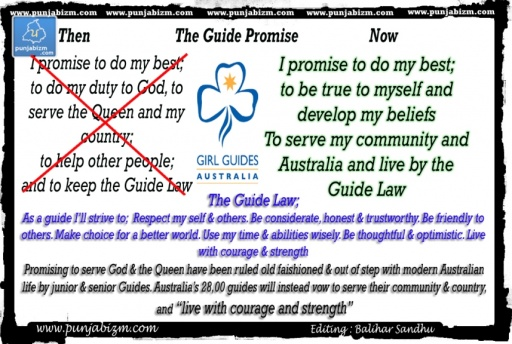 Girl Guide Promise