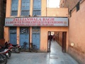 Entrance of Jallianawala Bagh.. Amritsar